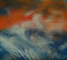 Ocean Storm by George Hunter
