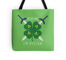 Kiss Me I'm Hylian Tote Bag