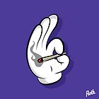 Puff Puff Pass Hand by FlothWest