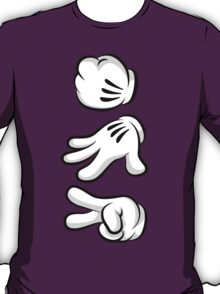Roshambo Hands T-Shirt
