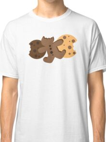 Cute gingerbread cookies and biscuits Classic T-Shirt