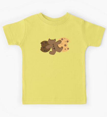 Cute gingerbread cookies and biscuits Kids Tee