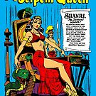 The Serpent Queen by monsterplanet