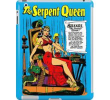 The Serpent Queen iPad Case/Skin