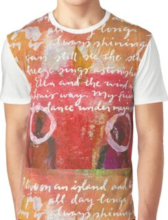 Island Divas Graphic T-Shirt