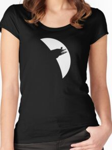 Sulaco Silhouette Women's Fitted Scoop T-Shirt