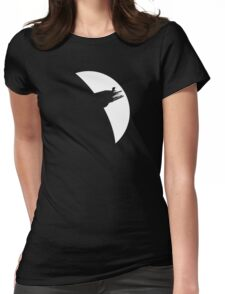 Sulaco Silhouette Womens Fitted T-Shirt