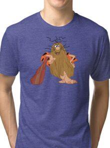 Captain Caveman Tri-blend T-Shirt