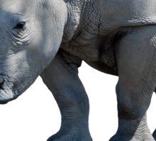 Horny Rhino Sticker