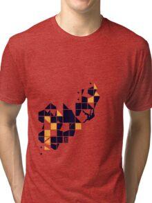 overhang pleasure Tri-blend T-Shirt