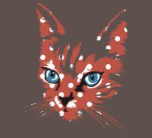 POP ART CAT One Piece - Short Sleeve