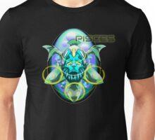 ZODIMANIACIA: PISCES BUST Unisex T-Shirt