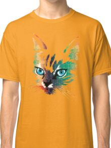POP ART CAT Classic T-Shirt