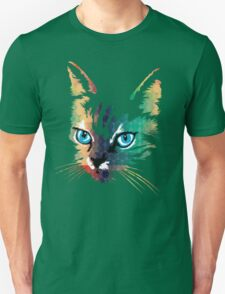 POP ART CAT Unisex T-Shirt