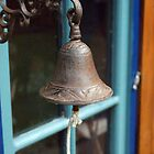 Garden Bell by KAGPhotography