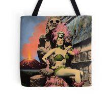 La Diosa del Fuego / The Fire Goddess Tote Bag