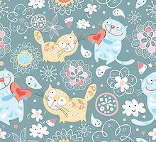CUTE  CAT by rosaluca