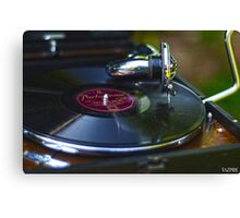 That old time music Canvas Print