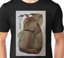 The botany of the Antarctic voyage of H M  discovery ships Erebus and Terror in the Years 1839 1843 Joseph Dalton Hooker V1 185 Unisex T-Shirt