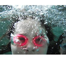 Bubbles by Respite Artwork Photographic Print