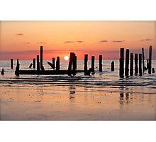 On the Beach Photographic Print