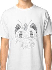 Pokemon Meowth Classic T-Shirt
