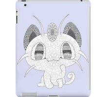 Pokemon Meowth iPad Case/Skin
