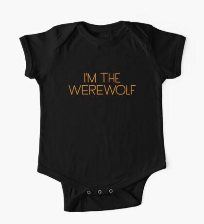 I'm the werewolf One Piece - Short Sleeve