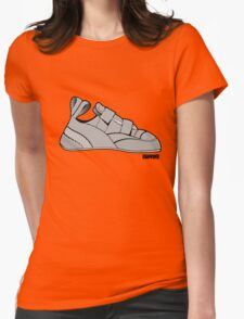 lines Womens Fitted T-Shirt