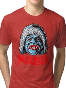 MORLOCK!!! Tri-blend T-Shirt