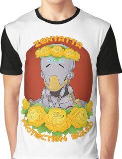 Zenyatta Protection Squad Graphic T-Shirt