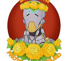 Zenyatta Protection Squad by RileyOMalley