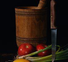Cookery by Kostas Kalomiris