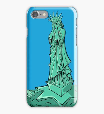 Angel of Liberty iPhone Case/Skin