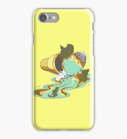 Drop it like it's warm iPhone Case/Skin