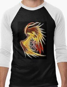 Pidgeot Men's Baseball ¾ T-Shirt