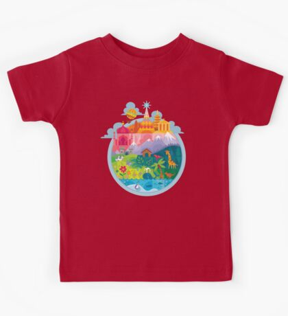 Small World Kids Tee