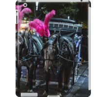 Feathered friends iPad Case/Skin