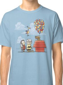 some Peanuts UP there Classic T-Shirt