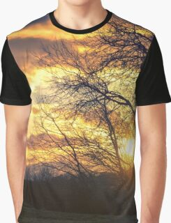 Sunshine Scattered Graphic T-Shirt
