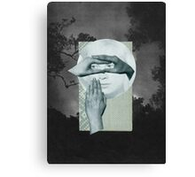 LOvergirl Canvas Print