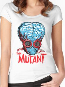 METALUNA MUTANT - This Island Earth Women's Fitted Scoop T-Shirt