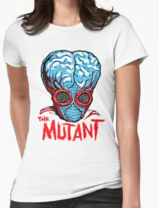 METALUNA MUTANT - This Island Earth Womens Fitted T-Shirt