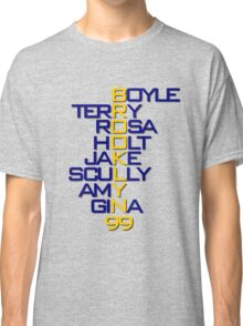 Brooklyn 99 Characters Classic T-Shirt