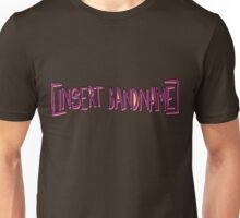 [INSERT BANDNAME] Unisex T-Shirt