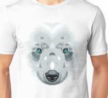 Bear white Unisex T-Shirt