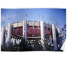 The New York State Pavilion Poster