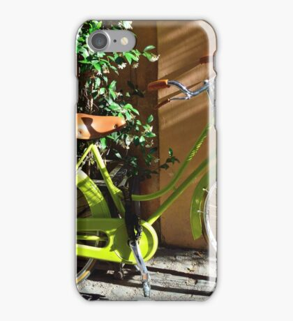 Green Cruiser iPhone Case/Skin