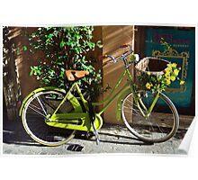 Green Cruiser Poster
