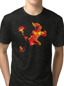 Hermes The Courier  Tri-blend T-Shirt